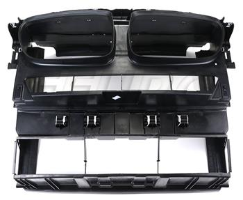 OE Replacement 2015 BMW X3 Radiator Partslink Number BM3010176