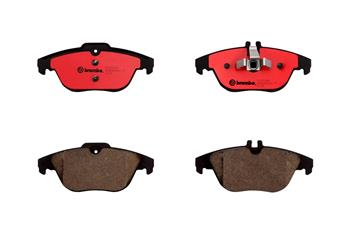 Disc Brake Pad Set - Rear (Ceramic) P50068N Main Image