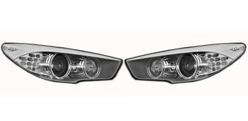 Headlight Set - Driver and Passenger Side (LED) 2862858KIT Main Image