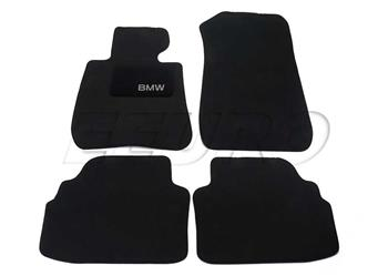 Floor Mat Set (Black) 82110417886 Main Image