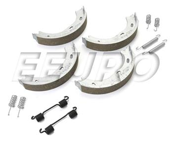 Parking Brake Shoe Set (w/ Springs) 1264200120 Main Image