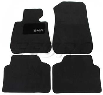Floor Mat Set (Black) 82110439093 Main Image