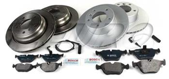 Disc Brake Kit (Complete) 100K10025 Main Image