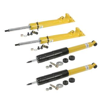 Suspension Strut and Shock Absorber Assembly Kit - Front and Rear 3086794KIT Main Image