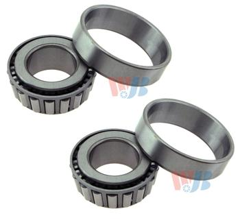 Wheel Bearing and Race Kit - Front Outer 1633349KIT Main Image