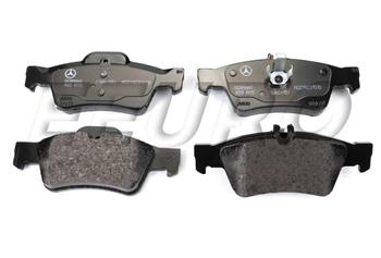 Disc Brake Pad Set - Rear 0064200120 Main Image