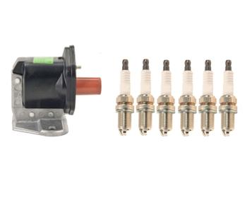 Ignition Coil Kit (With 6 Spark Plugs) 4178093KIT Main Image