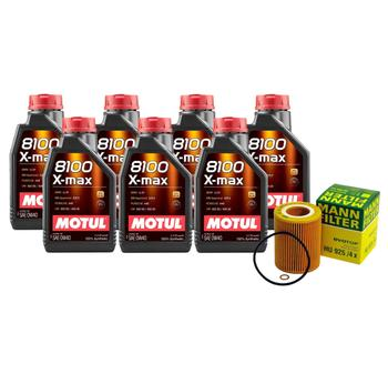 Engine Oil Change Kit (0W-40) (7 Liter) (X-MAX 8100) 3091988KIT Main Image