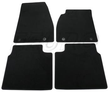 Floor Mat Set (Black) 13301963 Main Image