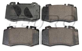 Front Brake Pads Set Left and Right For 2007-2009 MERCEDES-BENZ CLK550
