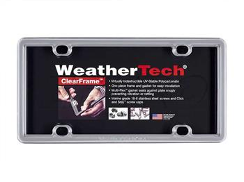 License Plate Frame (Stainless Steel) 8ALPSS1 Main Image