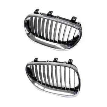 Grille - Front Driver and Passenger Side (Upper) 4155706KIT Main Image