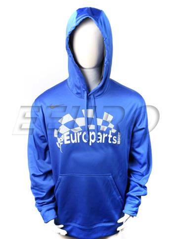 eEuroparts.com Hoodie (S) (Mens) (2016) 000A00001 Main Image