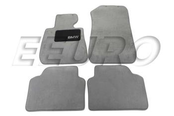 Floor Mat Set (Gray) 82110439085 Main Image