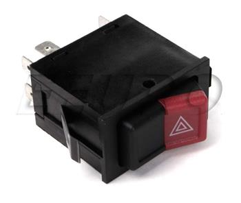 Hazard Warning Switch 161953235BA Main Image