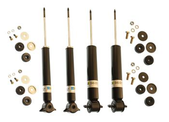 Shock Absorber Kit - Front and Rear (Heavy Duty Suspension) (B4 OE Replacement) 3800571KIT Main Image