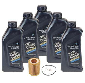 Engine Oil Change Kit (0W-30) (5 Liter) 3084364KIT Main Image
