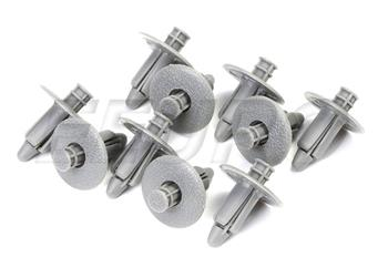 Door Panel Mounting Clip Set (Gray) 39964095G Main Image