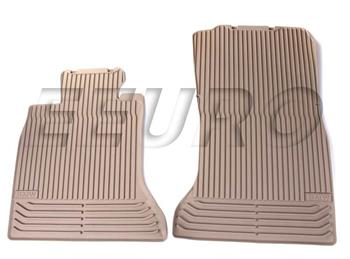 Floor Mat Set - Front (All-Weather) (Beige) 51472153726 Main Image