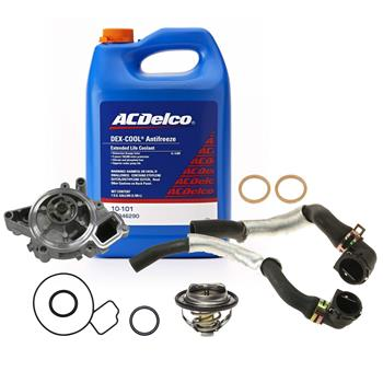 Engine Water Pump and Thermostat Assembly 3332466KIT Main Image