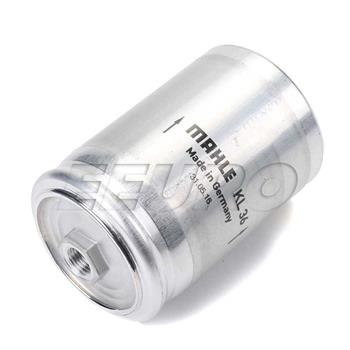 Audi, Volkswagen Fuel Filter - Mahle KL36 - Fast Shipping AvailableeEuroparts.com