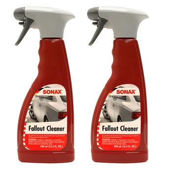Fallout Cleaner Contaminant Removal (2 x 500ml Spray Bottles) 4132234KIT Main Image