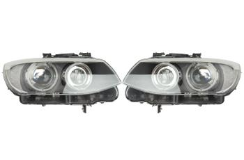 Headlight Set - Driver and Passenger Side (Bi-Xenon) 2863735KIT Main Image