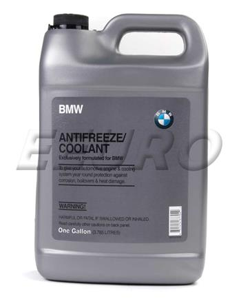Engine Coolant Antifreeze (1 Gallon) 82141467704 Main Image