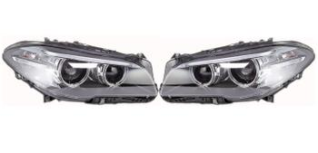 Headlight Set - Driver and Passenger Side (Bi-Xenon) 2862814KIT Main Image