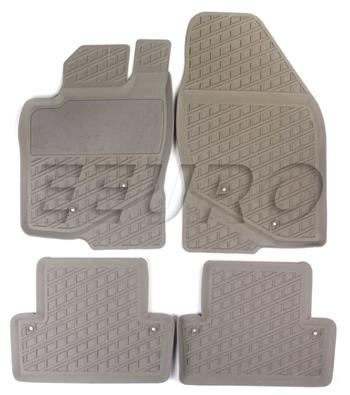 Floor Mat Set (All-Weather) (Oak) 39891778 Main Image