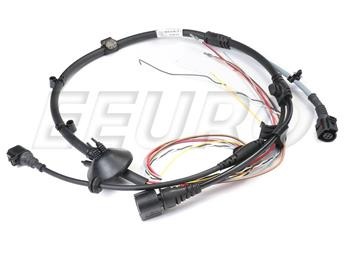 Audi ABS Sensor Wiring Harness - Rear Driver Side Abs Wiring Harness on