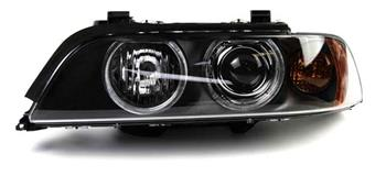 Headlight Assembly - Driver Side (Xenon) 63126912433G Main Image