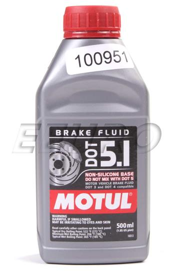 Brake Fluid (DOT 5.1) (500ml) 100951 Main Image