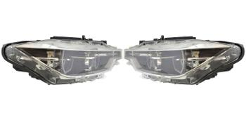 Headlight Set - Driver and Passenger Side (LED) 2863899KIT Main Image