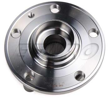 Wheel Bearing and Hub Assembly - Front and Rear