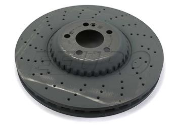 Disc Brake Rotor - Front A2224215100 Main Image