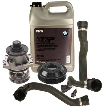 Engine Water Pump and Thermostat Assembly 3085087KIT Main Image