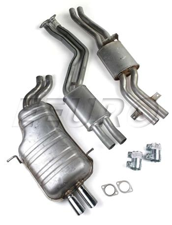 Exhaust System Kit (E46) 100K10116 Main Image