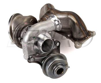 Turbocharger (w/ Exhaust Manifold) (Cyl 1-3) 11657649289 Main Image