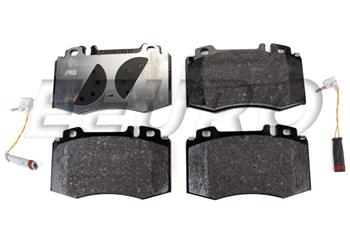 Disc Brake Pad Set - Front (w/ Sport Package) 573152JAS Main Image