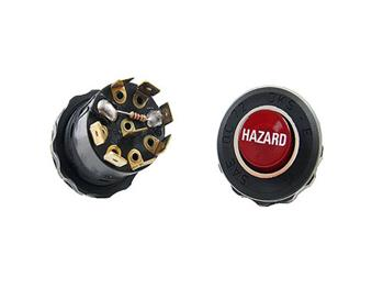 Hazard Warning Switch 61311356193 Main Image