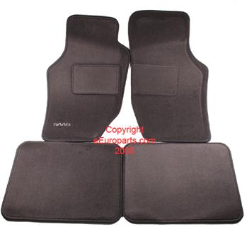 Floor Mat Set (Gray) 0254649 Main Image