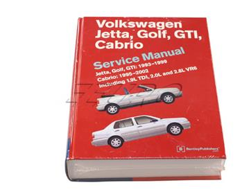 Repair Manual (A2 Chassis) VG99 Main Image