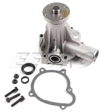 Hepu Engine Cooling motor coolant Water Pump w// Gaskets /& Seals nEw for Volvo