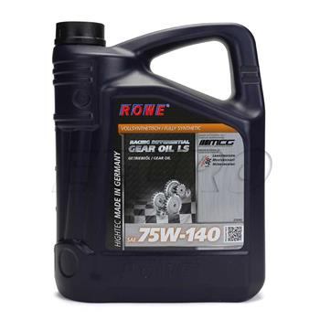 Gear Oil (HIGHTEC RACING LS) (75W140) (5 Liter) 2504054803 Main Image