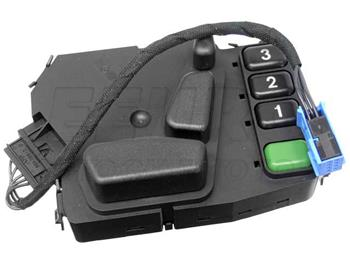 Power Seat Switch - Front Passenger Side 03463115 Main Image