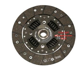 Clutch Disc 6814584 Main Image
