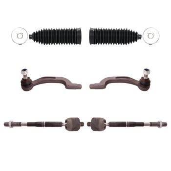 Steering Tie Rod End Kit - Front Inner and Outer (Driver and Passenger Side) (with Bellows) 3332437KIT Main Image