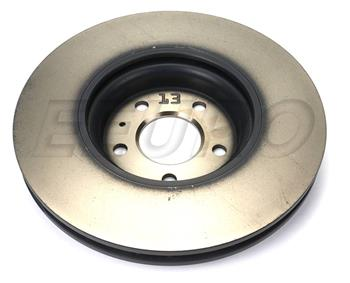 Audi Disc Brake Rotor - Front (320x30mm) (Ventilated)