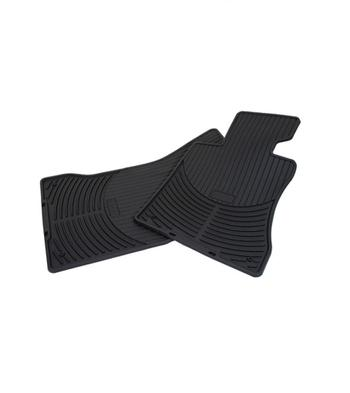 Floor Mat Set - Front (All-Weather) (Black) 82550151186 Main Image